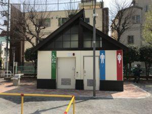 戸越銀座トイレマップ