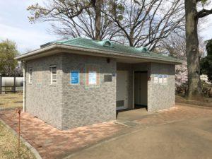 戸越銀座トイレ